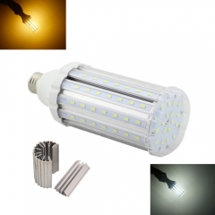 Medium Screw Base LED Corn Light 25W 30W E26/E27 Commercial Bulb for Garden Street Path Lighting Highbay LED Retrofit Bulb