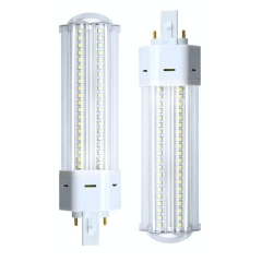 Non-dimmable 22W G24 2-pin Base LED Bulb, 360 Degree Angle G24 PL-C Lamp for 42W CFL/Compact Fluorescent Equivalent Lamp Replacement