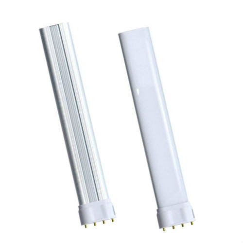 Bonlux 2G11 LED Bulb 18W Non-dimmable 4-pin 2G11 Base LED Tube Light 2G11 Horizontal Plug LED PL Lamp for 34W Fluorescent Equivalent Lamp Replacement